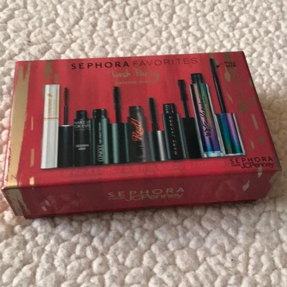 e02603ddd65 Sephora Makeup   Lash Party Sampler   Poshmark